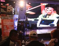 In pictures: KZ Tandingan chats with UAE media on 'beautiful but hard question'