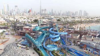 Dubai's first outdoor fitness studio launches at Laguna Waterpark