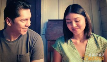 Ulan movie review: Nadine Lustre and Carlo Aquino love story