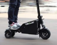 Electric scooters banned in Dubai