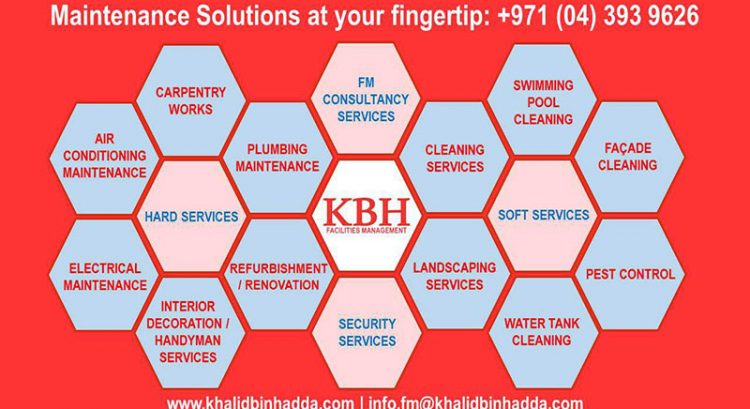 Dubai Maintenance Solutions at your fingertip