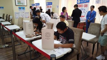 Filipinos in UAE start voting in absentee polls