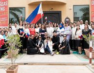 Filipinos in Dubai create song for independence day