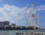 World's largest Ferris wheel to open in Dubai in 2020