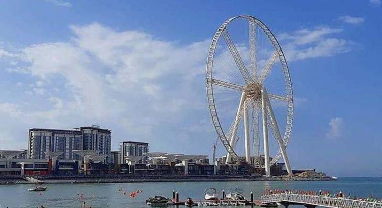 World's largest Ferris wheel to open in Dubai in 2020