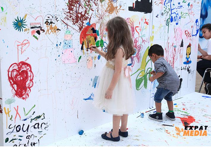 World Art Dubai 2019 at DWTC. JONATHAN YBERA/EXPAT MEDIA