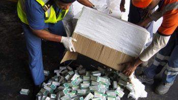 13kg of narcotics seized at Dubai airport