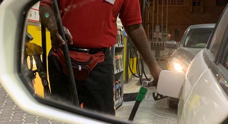 UAE petrol prices cheaper in October