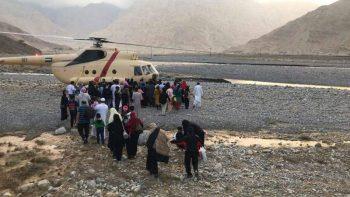 Hundreds stranded on Ras Al Khaimah mountain for 15 hours