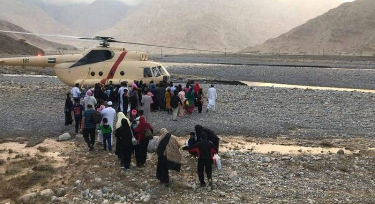 Hundreds stranded on Ras Al Khaimah mountain for 15 hours