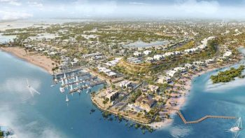 Abu Dhabi's unveils new Dh5 billion cycling, walking island