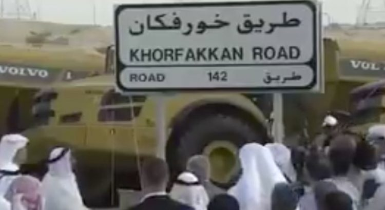 New road cuts Sharjah-Khor Fakkan travel to 45 minutes