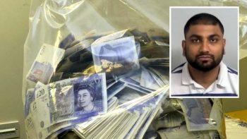 Dh7.1 million seized from money launderer headed to Dubai