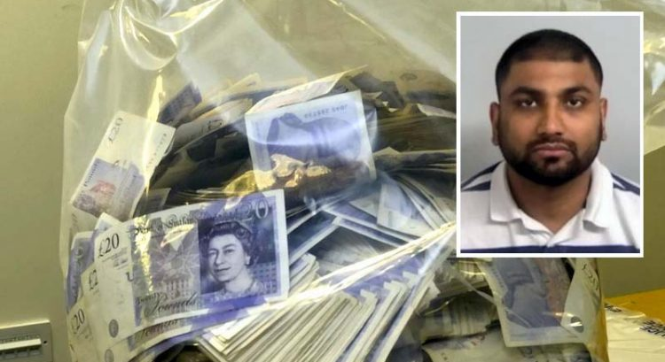 Dh7.1 million seized from money launderer headed to Dubai