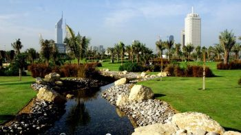 Dubai announces investment opportunities in major parks