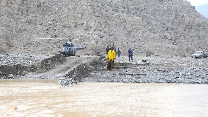 Ras Al Khaimah floods