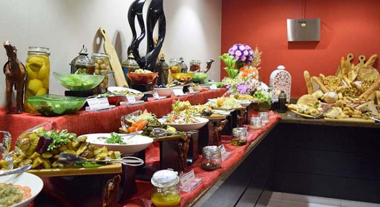 Ramadan iftar at Ramada Downtown Dubai