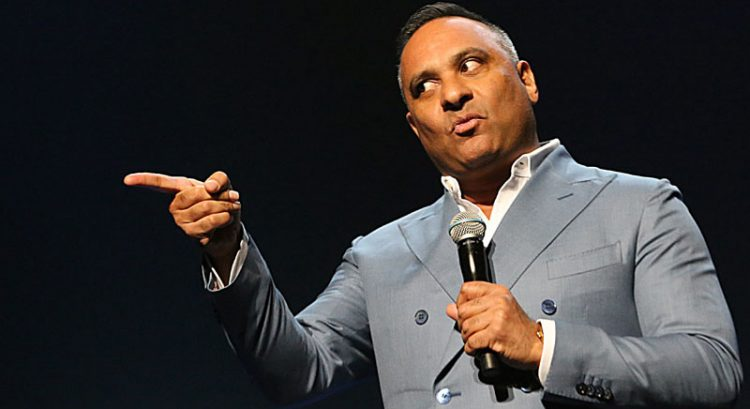 Comedian Russell Peters to hold first show in new Dubai Arena