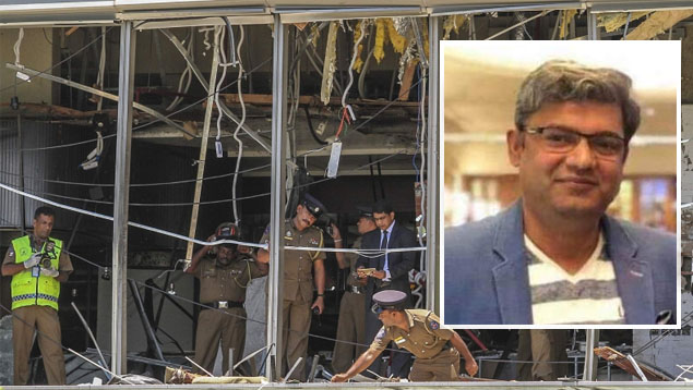 Dubai expat killed in Sri Lanka blasts to be repatriated to India