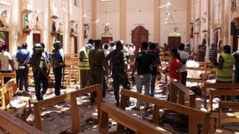 Sri Lanka bombings: Death toll rises to 359, more suspects arrested