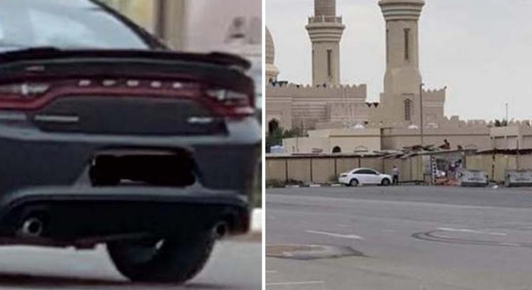 Driver who performed dangerous stunts near RAK mosque arrested