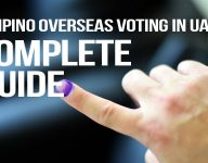 UAE Filipino overseas voting complete guide