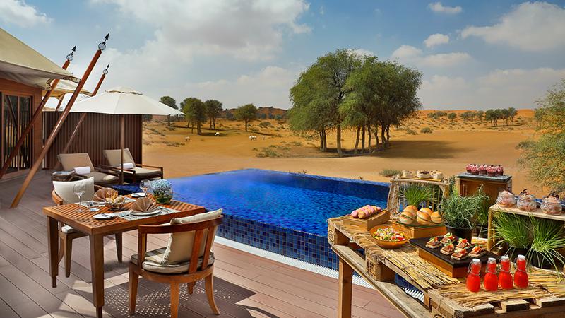 The Ritz-Carlton RAK, Al Wadi Desert Pool