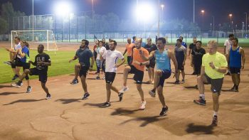 Free Abu Dhabi marathon training: all the details