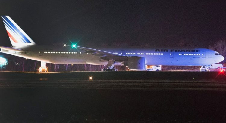 Air France plane that disappeared from radar makes emergency landing in Iran, heads to Dubai