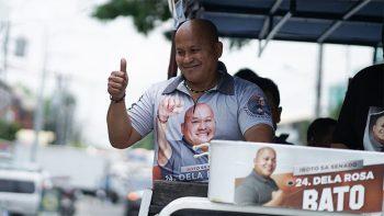 Bato Dela Rosa tops Filipino expat poll vote in UAE