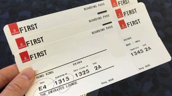 Use boarding pass to get 50% discount in UAE stores