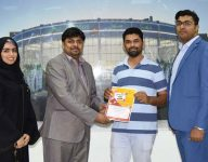 Expat wins Dh50,000 in Abu Dhabi after buying Dh409 shoes