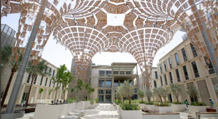 Sneak peek of Dubai Expo 2020 petal-shaped districts