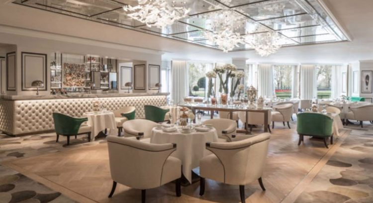 Multi-million dollar transformation of JW Marriott Grosvernor House unveiled
