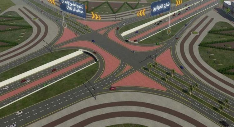 Dh500 million roadwork to cut Dubai traffic delays to 45 seconds