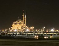 Largest mosque in Sharjah opens to public: what's inside
