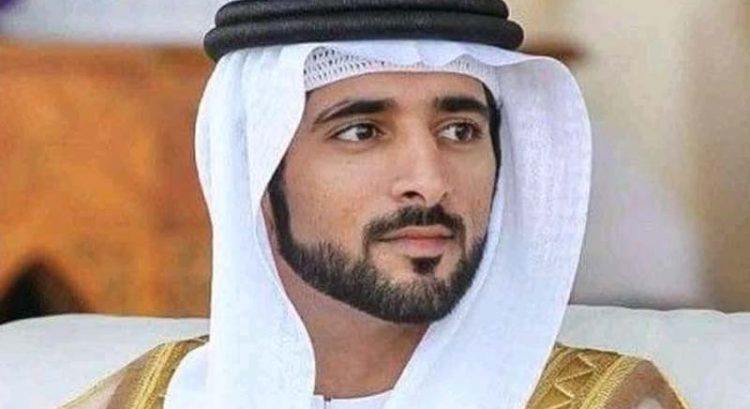 WATCH: Sheikh Hamdan's private wedding ceremony