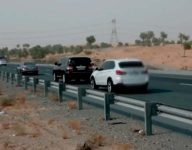 Warning over tailgating on UAE roads