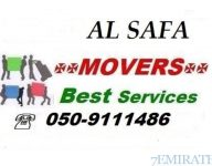 AL SAFA MOVERS AND PACKERS 0509111486