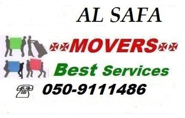 AL SAFA MOVERS NAD PACKERS 0509111486