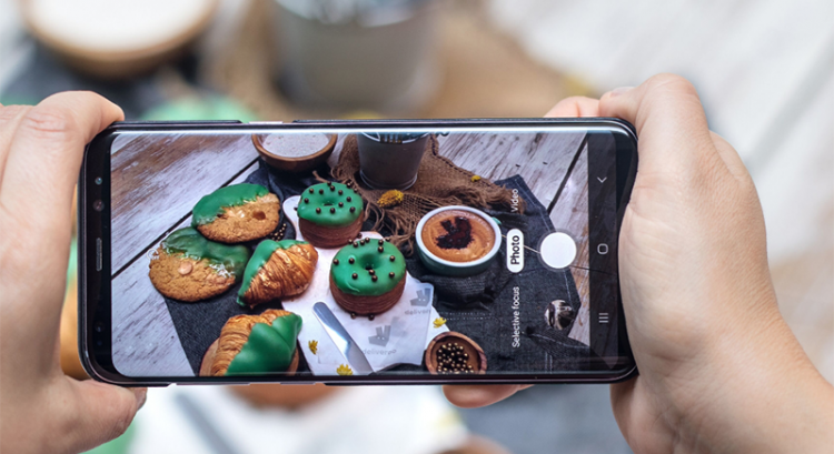 Learn how to take food photos like a pro in Dubai