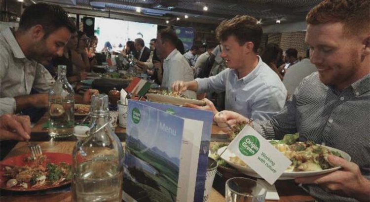 An Irish iftar in Dubai