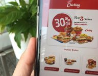 Get 30% discount on Chicking with new app