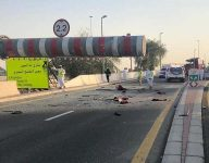 Calls for removal of barrier in deadly Dubai bus crash
