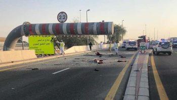 Dubai bus crash verdict: Dh3.4 million blood money, 7-year jail term for driver