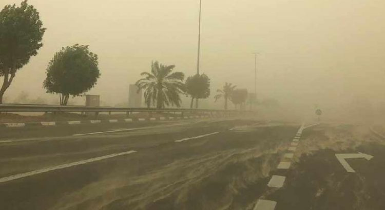 Dust storms, humidity forecast in Dubai, Abu Dhabi