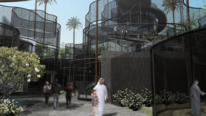 Philippine pavilion at Expo 2020 in Dubai