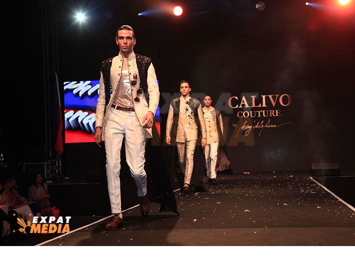 At the fashion show of the Philippine Independence Day celebration in Dubai on June 15, 2019. JONATHAN YBERA/EXPAT MEDIA