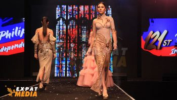 In pictures: Filipino designs take Dubai catwalk