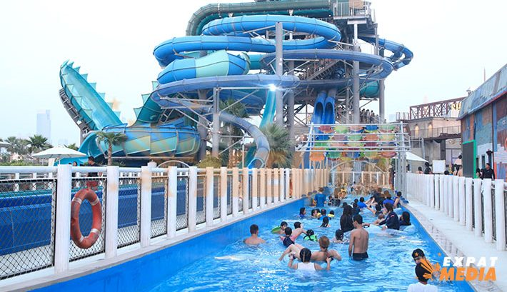 Dh49 Filipino party at Dubai Laguna Waterpark to return